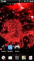 Screenshot of Leo live wallpaper