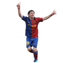 Lionel Messi Widget icon
