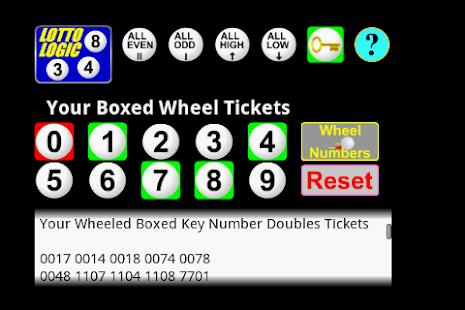 lottery no generator