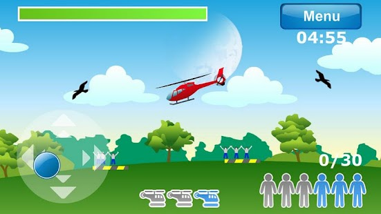 Helicopter Air Rescue LITE- screenshot thumbnail