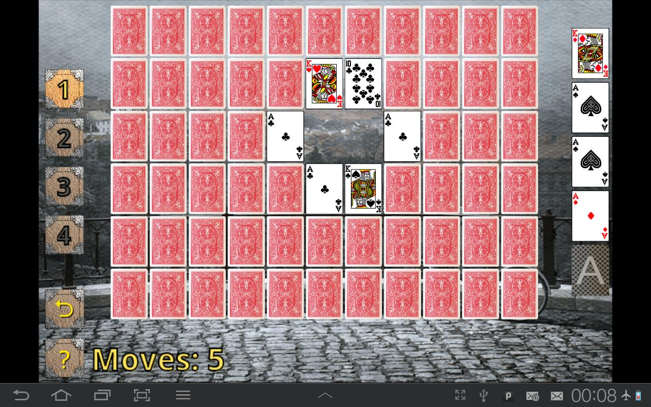 Brick Spider Solitaire HD - screenshot