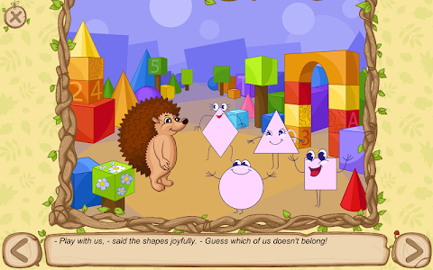 Hedgehog's Adventures for kids v1.4