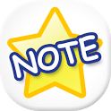 Notepad - Star Note Lite icon