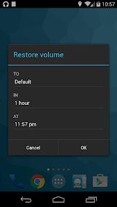 Volume Control + v3.26