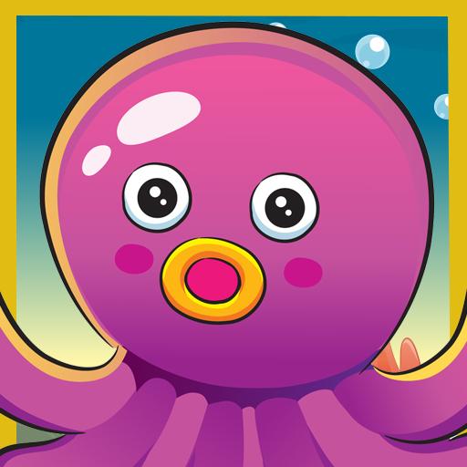 Fish Sliding Puzzle LOGO-APP點子