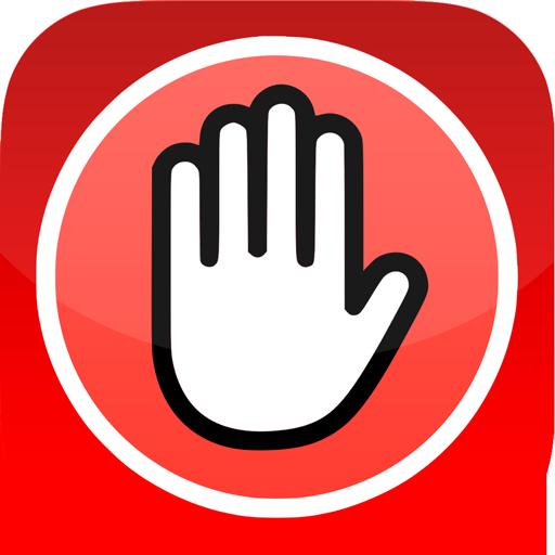 AD Blocker & Notification Stop 工具 App LOGO-APP開箱王