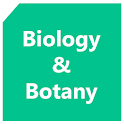 Biology & botany icon