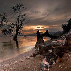 silent by Hexsa Saputra - Landscapes Sunsets & Sunrises ( flores, indonesia,  )