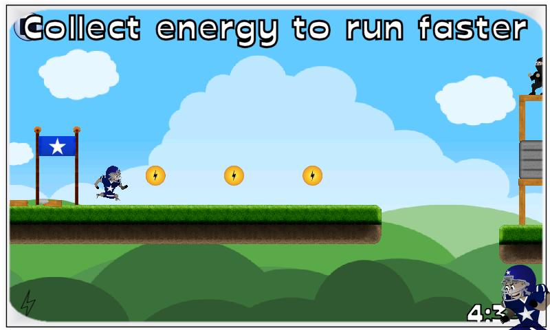 Crash Boy Free- screenshot