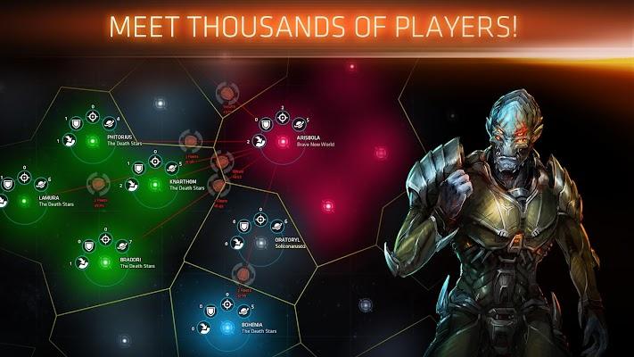 Galaxy on Fire™ - Alliances - screenshot