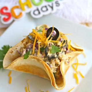 Jalapeño Tuna Taco Salad in Mini Bowls #BumbleBee101