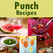 Punch Recipes Cookbook