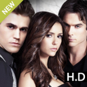 Vampire Diaries Live Wall HD icon