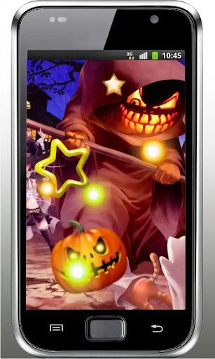 Halloween Anime Live Wallpaper