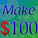 *100 Ways to Make $100 (Money) logo