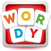 Wordy Free Word Scrabble Game