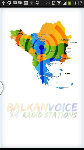 巴爾幹聲廣播電台