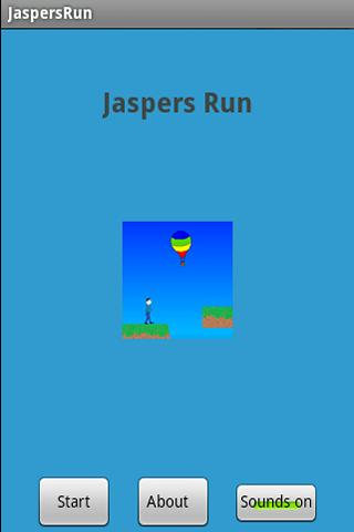 Jaspers Run- screenshot