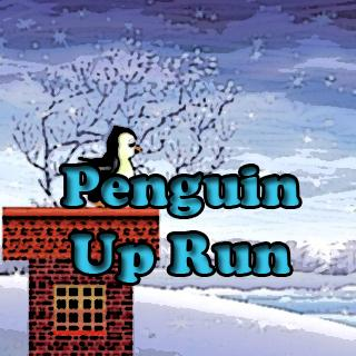 Penguin Up Run - screenshot