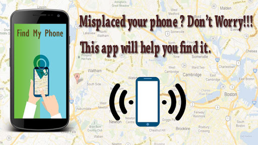 Find My Phone:Phone Tracker