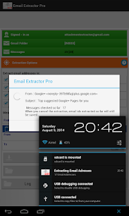 Email Extractor Pro- screenshot thumbnail