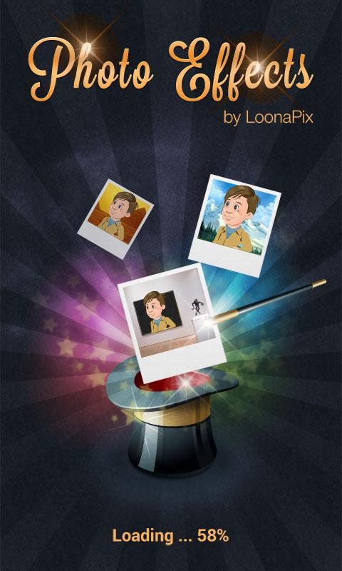 Photo Effects by LoonaPix - screenshot