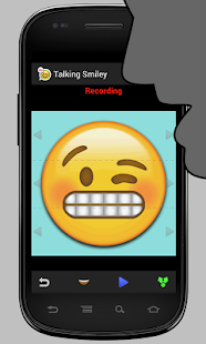 Talking Smiley - screenshot thumbnail