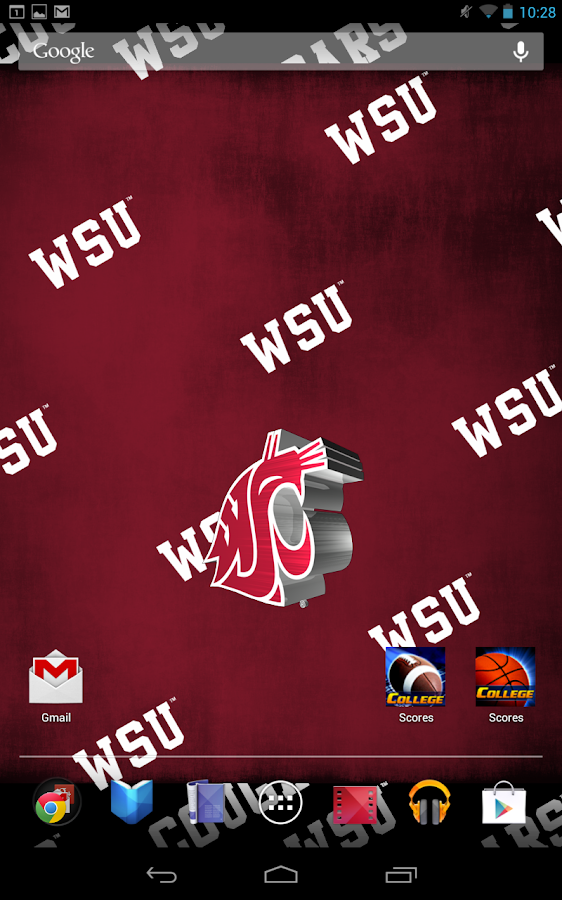 Washington State LiveWallpaper - screenshot