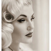 Vintage Hairstyles for Wedding