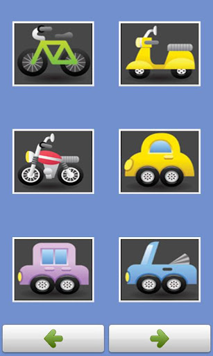 Baby Toy: Vehicles