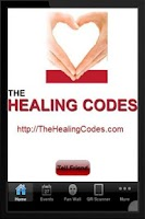 Screenshot of The Healing Codes