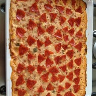 Pepperoni Dip.