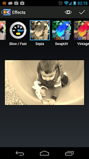 AndroVid Pro Video Editor - screenshot thumbnail