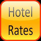 taxas de reserva de hotel icon