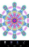 Screenshot of Magic Paint Kaleidoscope