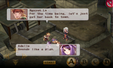 RPG Blazing Souls Accelate Screenshot 2