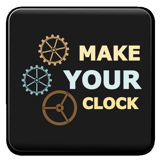 Tip: vytvořte si widget s hodinami podle sebe