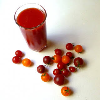 Blender Tomato Juice Recipes.