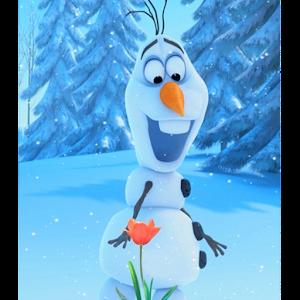 Frozen SnowMan Live Wallpaper