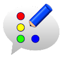 DrawNoteK icon