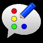 DrawNoteK icon