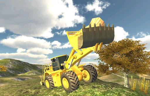 挖掘機駕駛員模擬器