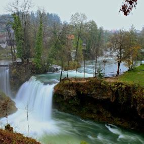 Treasure of Croatia by Ronald Susaya - Uncategorized All Uncategorized ( nature, waterfall, croatia, stunning, pretty,  )