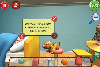 Rube Works: Rube Goldberg Game Screenshot 2