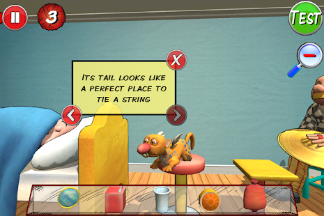 Rube Works: Rube Goldberg Game- screenshot thumbnail