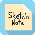 Sketch Note Widget icon