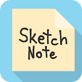 Sketch Note Widget
