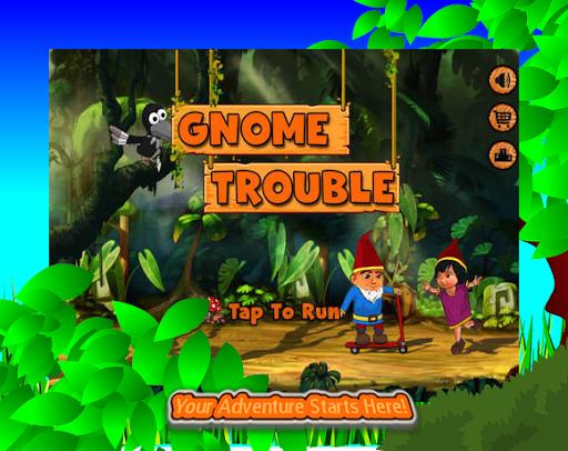 Gnome Trouble