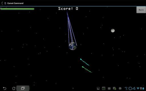 Comet Command