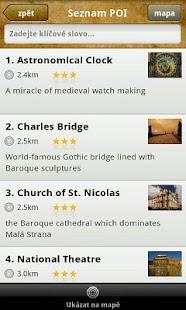Prague Minos Guide- screenshot thumbnail